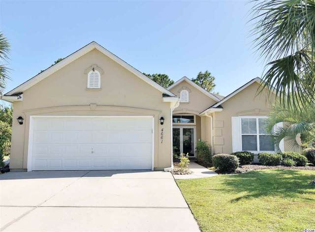 4661 Longbridge Dr., North Myrtle Beach, SC 29582 (MLS #1921218) :: Welcome Home Realty