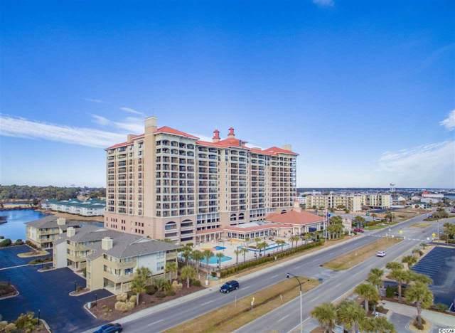 1819 N Ocean Blvd. #1112, North Myrtle Beach, SC 29582 (MLS #1921222) :: James W. Smith Real Estate Co.