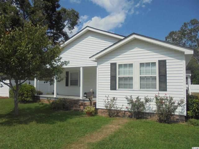 309 Melrose Ave., Mullins, SC 29574 (MLS #1921236) :: United Real Estate Myrtle Beach