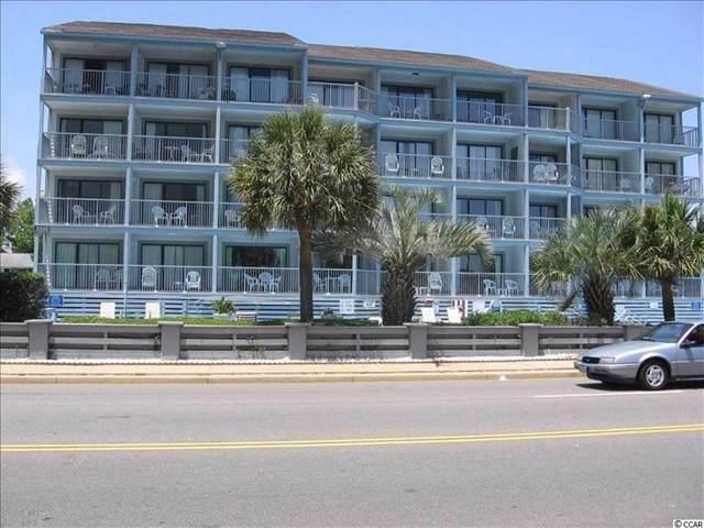 2000 South Ocean Blvd. #202, Myrtle Beach, SC 29577 (MLS #1921242) :: The Litchfield Company