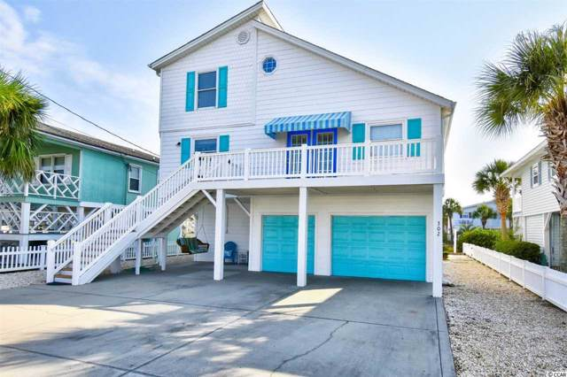 302 58th Ave. N, North Myrtle Beach, SC 29582 (MLS #1921260) :: Garden City Realty, Inc.