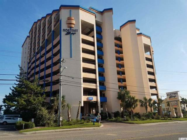6804 N Ocean Blvd. #1119, Myrtle Beach, SC 29572 (MLS #1921263) :: The Litchfield Company