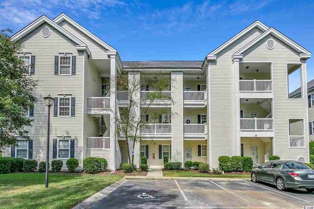 901 West Port Dr. #1707, North Myrtle Beach, SC 29582 (MLS #1921313) :: The Hoffman Group
