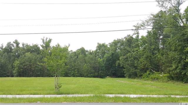 Lot 5 Boundary St., Conway, SC 29526 (MLS #1921347) :: The Lachicotte Company