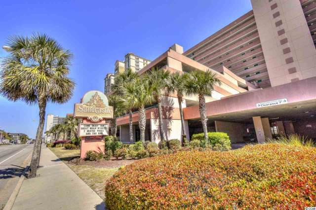 2207 S Ocean Blvd. #1416, Myrtle Beach, SC 29577 (MLS #1921369) :: Jerry Pinkas Real Estate Experts, Inc