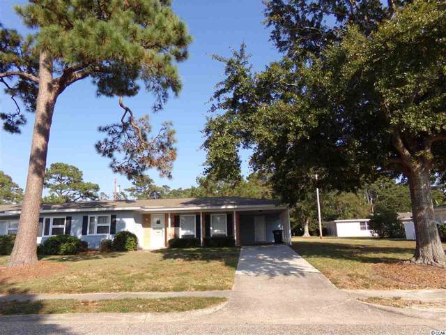 624 Hibiscus Ave. #624, Myrtle Beach, SC 29577 (MLS #1921390) :: James W. Smith Real Estate Co.