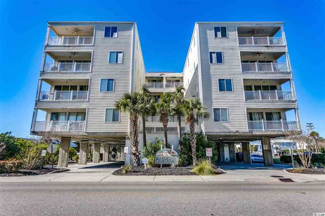 4604 S Ocean Blvd. 3-C, North Myrtle Beach, SC 29582 (MLS #1921401) :: Garden City Realty, Inc.