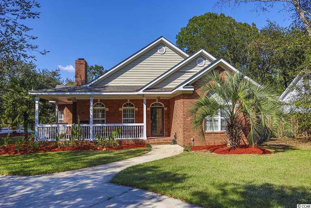 1750 Running Water Dr., Murrells Inlet, SC 29576 (MLS #1921402) :: The Litchfield Company