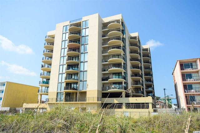 1425 S Ocean Blvd. 4A, North Myrtle Beach, SC 29582 (MLS #1921419) :: The Hoffman Group