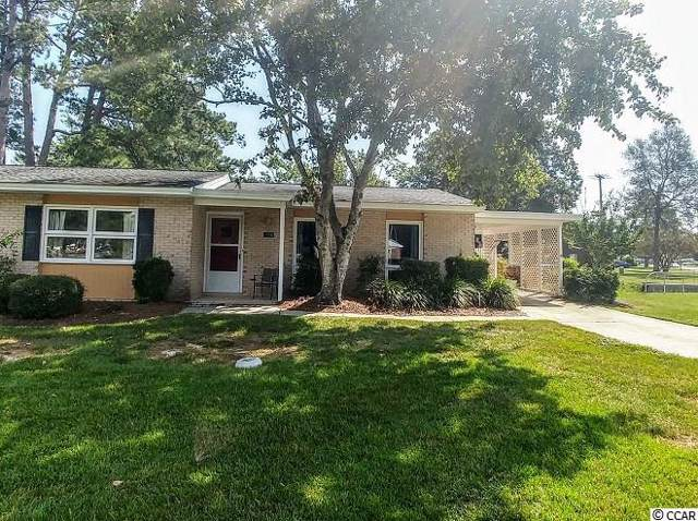 3732 Spruce Dr. #3732, Myrtle Beach, SC 29577 (MLS #1921446) :: James W. Smith Real Estate Co.