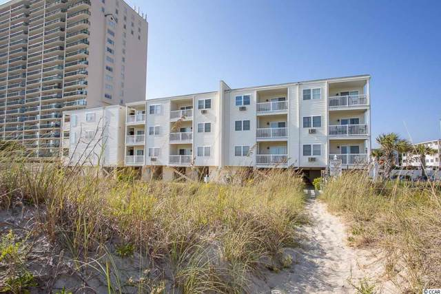 3701 S Ocean Blvd. #104, North Myrtle Beach, SC 29582 (MLS #1921473) :: Sloan Realty Group