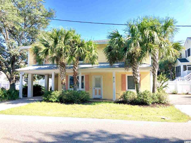 813 S Dogwood Dr. S, Surfside Beach, SC 29575 (MLS #1921556) :: Jerry Pinkas Real Estate Experts, Inc