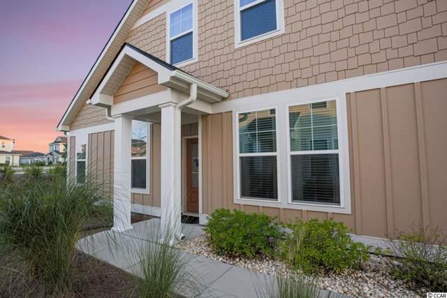 2396 Heritage Loop #2396, Myrtle Beach, SC 29577 (MLS #1921564) :: Garden City Realty, Inc.