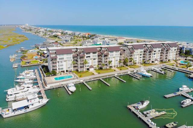 1398 Basin Dr. #309, Garden City Beach, SC 29576 (MLS #1921580) :: Berkshire Hathaway HomeServices Myrtle Beach Real Estate
