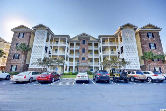 4837 Luster Leaf Circle #101, Myrtle Beach, SC 29577 (MLS #1921605) :: Welcome Home Realty