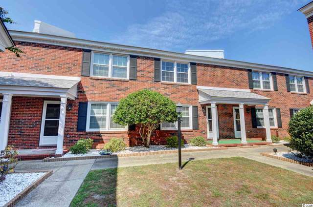 401 77th Ave. N #13, Myrtle Beach, SC 29572 (MLS #1921606) :: The Lachicotte Company