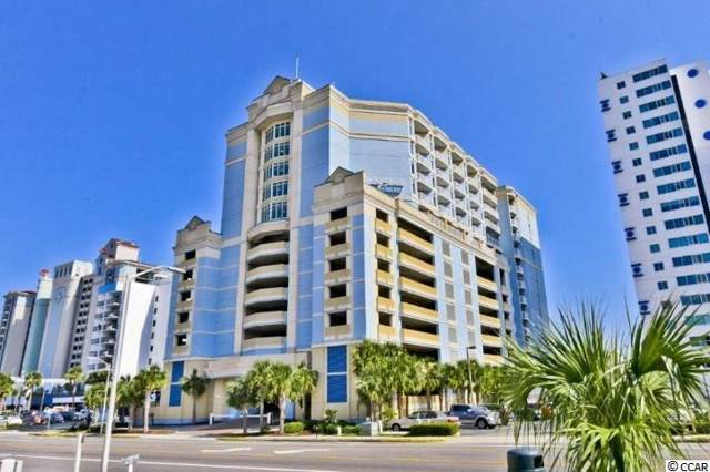 2501 S Ocean Blvd. #1019, Myrtle Beach, SC 29577 (MLS #1921612) :: Garden City Realty, Inc.