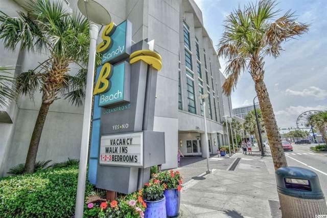 201 S Ocean Blvd. #1911, Myrtle Beach, SC 29577 (MLS #1921616) :: Jerry Pinkas Real Estate Experts, Inc