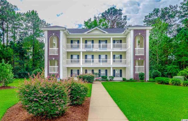 1204 River Oaks Dr. 25-D, Myrtle Beach, SC 29579 (MLS #1921627) :: James W. Smith Real Estate Co.