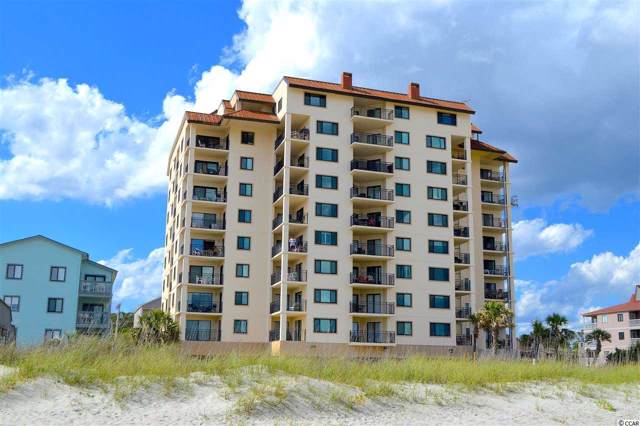 707 S Ocean Blvd. #104, North Myrtle Beach, SC 29582 (MLS #1921662) :: James W. Smith Real Estate Co.