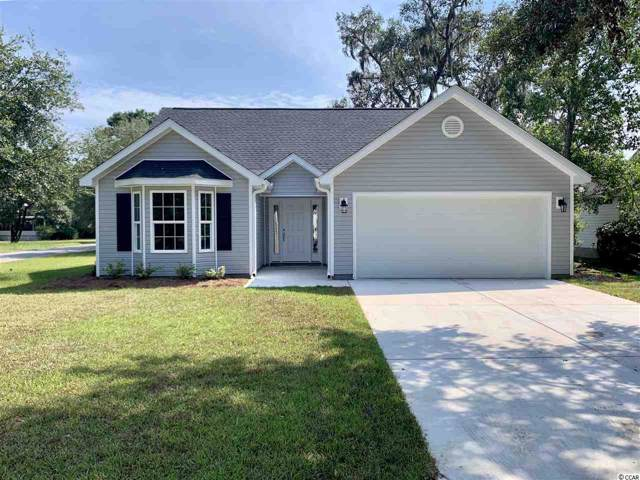 35 Robert Conway Ct., Georgetown, SC 29440 (MLS #1921695) :: The Greg Sisson Team with RE/MAX First Choice