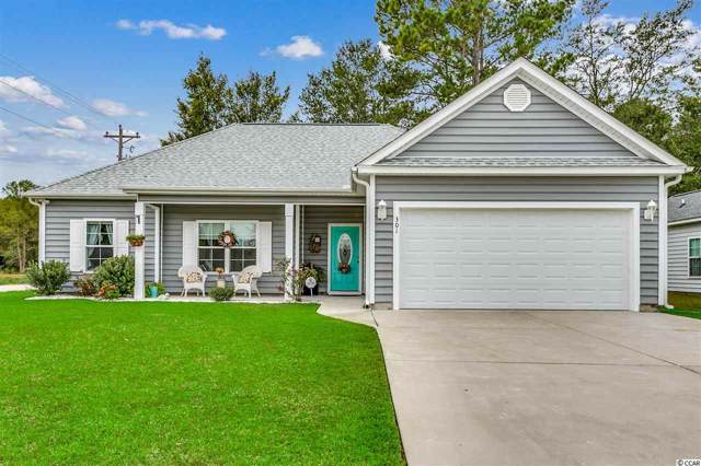 301 Basswood Ct., Conway, SC 29526 (MLS #1921725) :: The Lachicotte Company