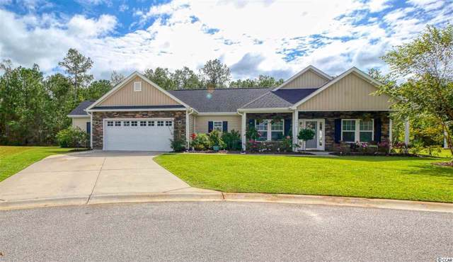 1012 Lynches River Ct., Myrtle Beach, SC 29588 (MLS #1921730) :: Garden City Realty, Inc.
