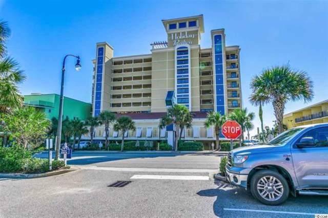 1200 N Ocean Blvd. #401, Myrtle Beach, SC 29577 (MLS #1921740) :: The Hoffman Group