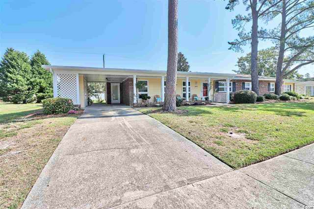 3628 Pecan St. #3628, Myrtle Beach, SC 29577 (MLS #1921761) :: James W. Smith Real Estate Co.