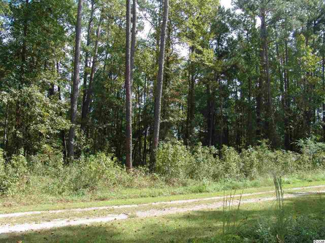 Lot 4 Dunbar Rd., Georgetown, SC 29440 (MLS #1921765) :: Welcome Home Realty
