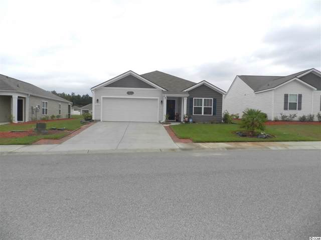 1141 Midtown Village Dr., Conway, SC 29526 (MLS #1921806) :: The Lachicotte Company