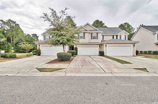 1198 Fairway Ln. #1198, Conway, SC 29526 (MLS #1921816) :: The Litchfield Company