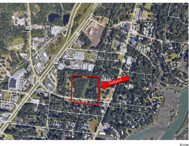 500 Sunny Side Ave., Murrells Inlet, SC 29576 (MLS #1921823) :: Garden City Realty, Inc.