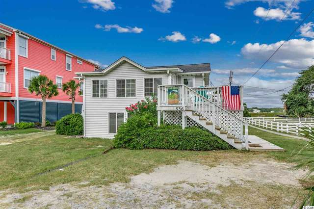 836 S Waccamaw Dr., Garden City Beach, SC 29576 (MLS #1921828) :: Jerry Pinkas Real Estate Experts, Inc