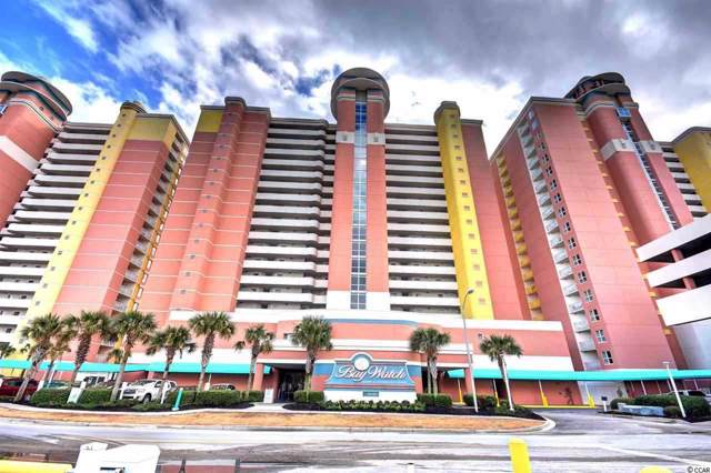 2701 S Ocean Blvd. #1707, North Myrtle Beach, SC 29582 (MLS #1921829) :: The Litchfield Company