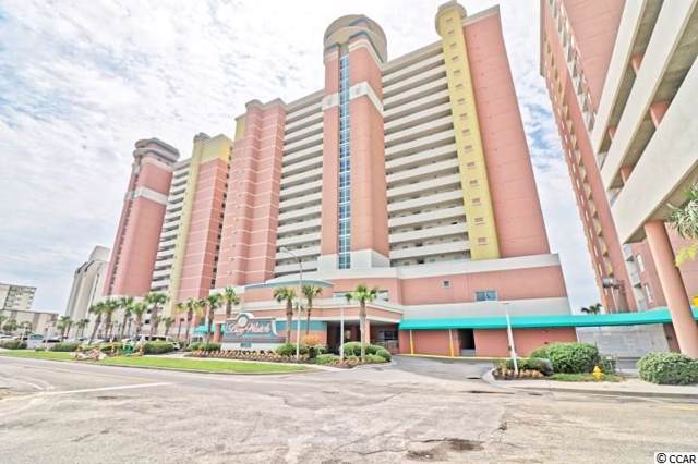 2701 S Ocean Blvd. S #1036, North Myrtle Beach, SC 29582 (MLS #1921833) :: Jerry Pinkas Real Estate Experts, Inc