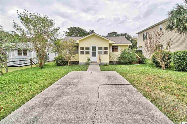 3603 S Burris St., North Myrtle Beach, SC 29582 (MLS #1921874) :: The Hoffman Group