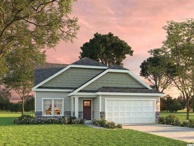 12 Grove Park Loop, Murrells Inlet, SC 29576 (MLS #1921879) :: The Lachicotte Company