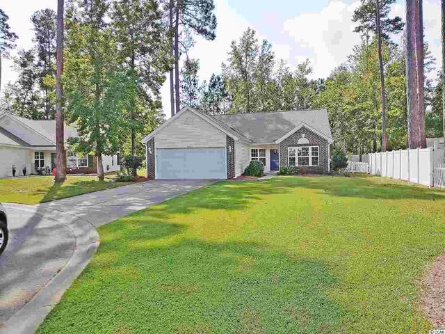 3848 Barrington Ln., Myrtle Beach, SC 29588 (MLS #1921892) :: The Litchfield Company