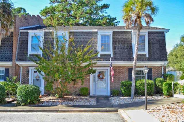 4505 N Kings Hwy. C-1, Myrtle Beach, SC 29577 (MLS #1921911) :: The Lachicotte Company