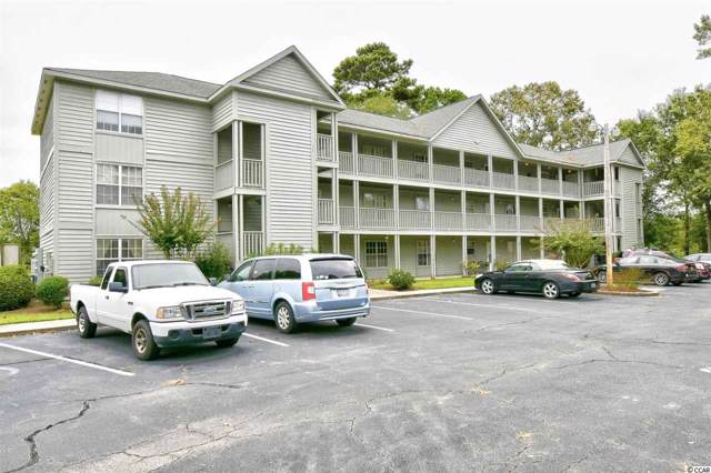 922 Fairwood Lakes III 22-I, Myrtle Beach, SC 29588 (MLS #1921915) :: The Lachicotte Company