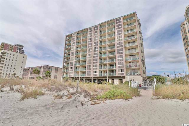 2507 S Ocean Blvd. #803, North Myrtle Beach, SC 29582 (MLS #1921931) :: The Trembley Group | Keller Williams