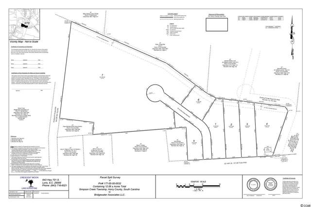 355 Highway 747, Loris, SC 29569 (MLS #1921932) :: Berkshire Hathaway HomeServices Myrtle Beach Real Estate