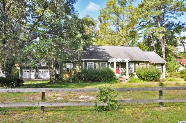 318 Woodville Circle, Pawleys Island, SC 29585 (MLS #1921945) :: The Litchfield Company