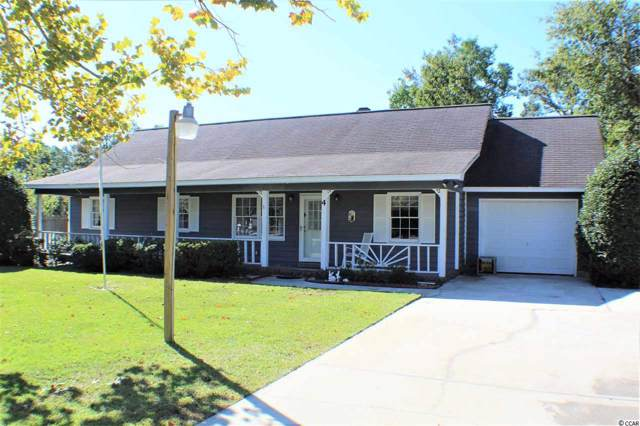4 Evergreen Circle, Surfside Beach, SC 29575 (MLS #1921961) :: Garden City Realty, Inc.