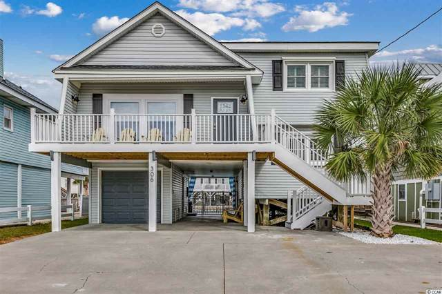 306 55th Ave. N, North Myrtle Beach, SC 29582 (MLS #1922002) :: The Lachicotte Company