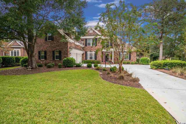 33 Old Pointe Rd., Pawleys Island, SC 29585 (MLS #1922055) :: The Lachicotte Company