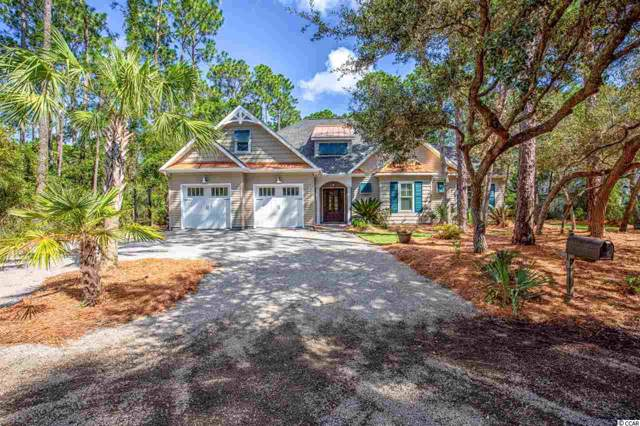 141 Snowbell Ln., Pawleys Island, SC 29585 (MLS #1922064) :: Garden City Realty, Inc.