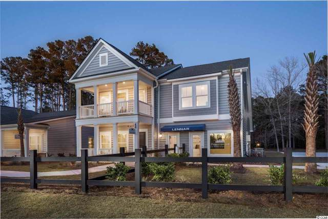 7095 Swansong Circle, Myrtle Beach, SC 29579 (MLS #1922067) :: The Lachicotte Company