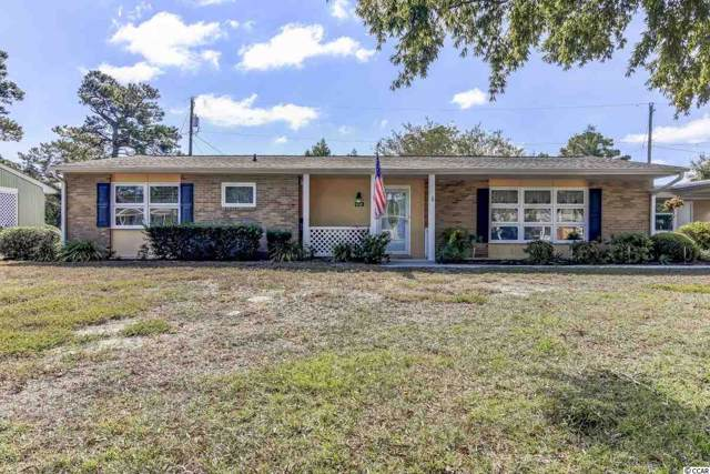 3549 Willow St. #3549, Myrtle Beach, SC 29577 (MLS #1922089) :: James W. Smith Real Estate Co.